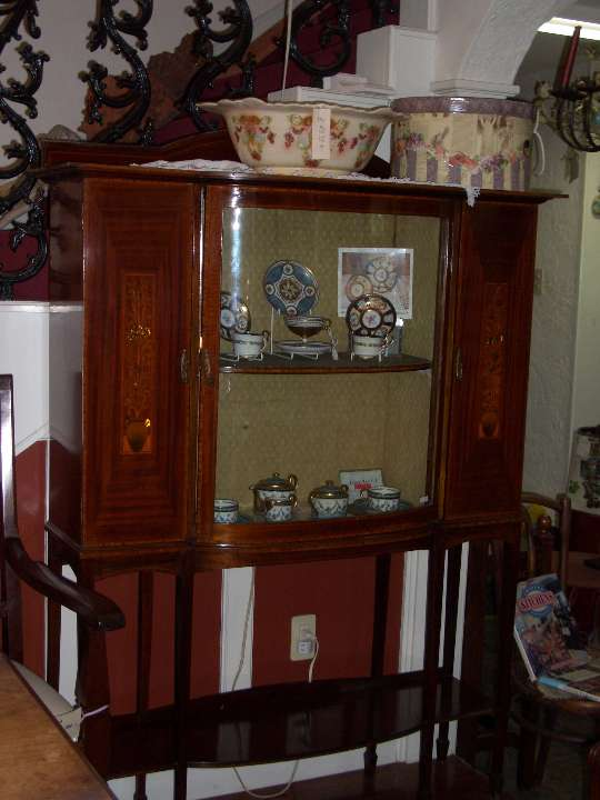 Edwordian Display Cabinet